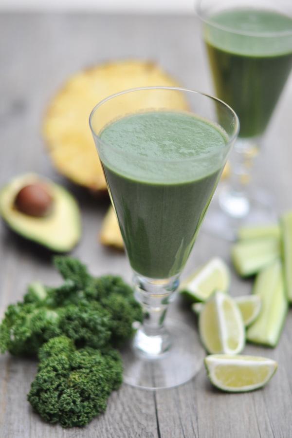 , Super Green Juice, SpicyFig