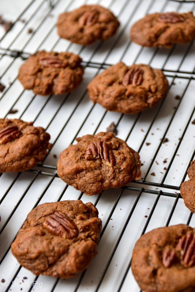 gluten free chocolate cookie, The Best Gluten Free Chocolate Cookie (and Vegan), SpicyFig