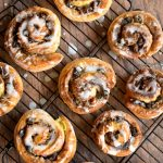 cinnamon rolls, The Best Cinnamon Rolls Ever (with Baileys Glaze!), SpicyFig